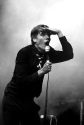Howlin' Pelle -THE HIVES by issaissa