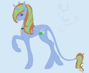 Minty redraw by teacozy1