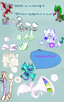 Guide on creating a Dream Rayvern Part1 by AngelCnderDream14