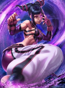 Juri Han by Speeh