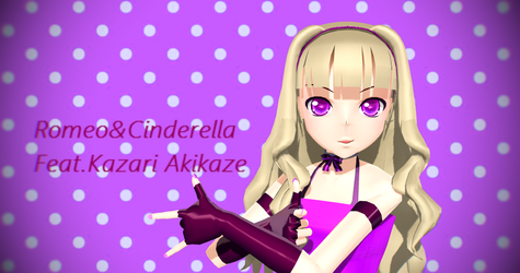 Utau :Cover Romeo and Cinderella by AED1234PD