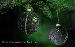 Christmas is futile by Lairis77
