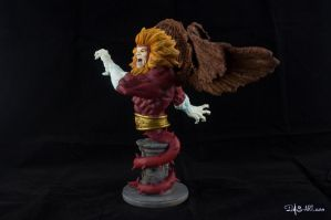 [Garage kit painting #09] Griffin bust - 003 by DasArt