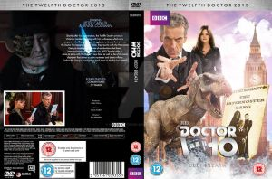Doctor Who Deep Breath Custom Cover by GrantBattersby