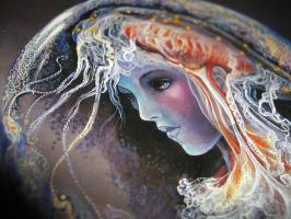 Jelly Fish Girl by BeautifulLie18