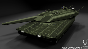 Jaguar XM by JB1992