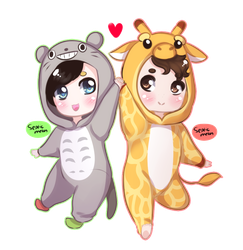 Chibi Phan by SepticMelon