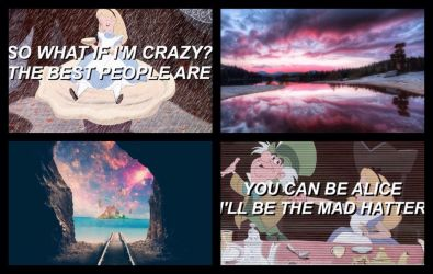 Mad Hatter aesthetic  by mooniexdakota