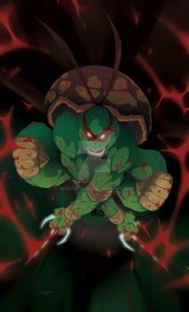 Raphael by opgezwolle