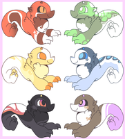 [OPEN 2/6]://First Noodle Batch! by Juvialle