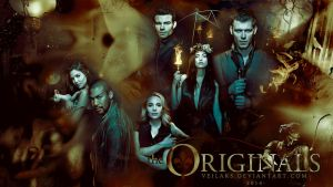 The Originals - Season 2 by VeilaKs