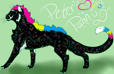 Peter Panny by AlkryEarth17