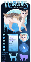 TBT: Angelfeather    RiverClan    Queen by eto-nyan