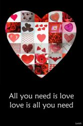All you need is love by lexidh