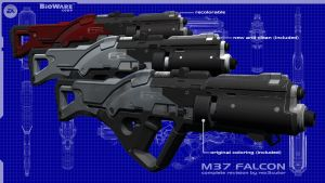 Downloadable M37-Falcon - thanks for 5000 Views by rex3cutor