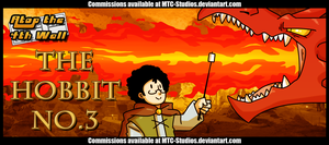 AT4W: The Hobbit #3 by DrCrafty