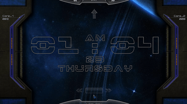 Space-Tech Spectronom display RMSkin by Clipsy-Moon