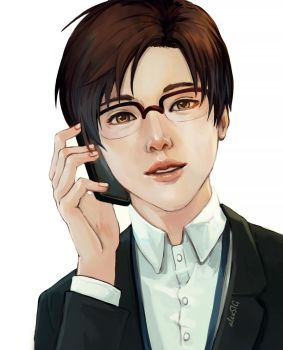 MM. Jaehee by a3107