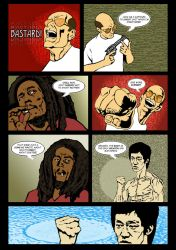 Legends Never Die .1 Page.8 by lilman101