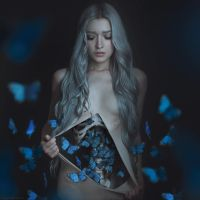 Butterflies in my stomach by anyaanti