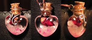 Magic Vial - Heart of Love by Izile