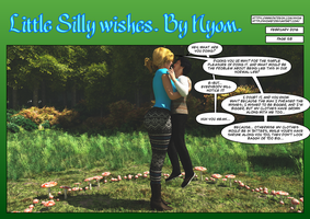 Little Silly Wishes. Page 58. by nyom87