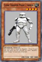 Clone Trooper Phase 2 Armor by CD298