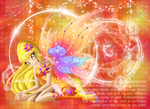 Saga of the Sun by Galistar07water