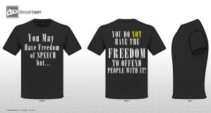 OQC: You don' have the freedom to offend by TheAspiringWriter