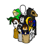 Slenderverse cover (THIS IS OLD AAAA) by x-Re-Animated-x