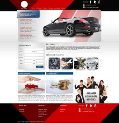 Layout Carros by miqueias