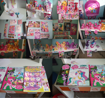 My My Little Pony Collection by Spitfire-Comics
