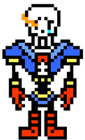 Disbelief Papyrus Sprite by LukeTheDeadpoolFan