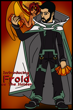 Meet Froid: The Holder of Sakura Card Captor by Luck-Lupin