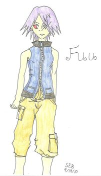 Fuu from KHII by swordmaster007
