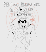 But Eventually Everyone Runs Out of Time by cocoaroco