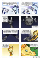 The Story of Nox and Sol - Page 4 (REDONE) by Rainpath12
