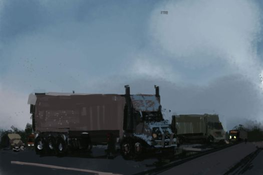 VONYC585: Driven a Truck Lately? by Hamsta180