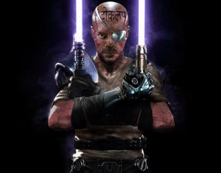 My take on ''Mace Windu Lives'' by Andruril93