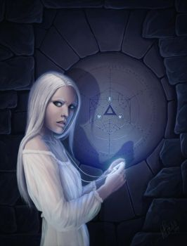 The Door by cryptfever
