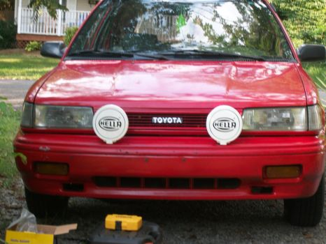 New foggies on the AE92 by Kevintc