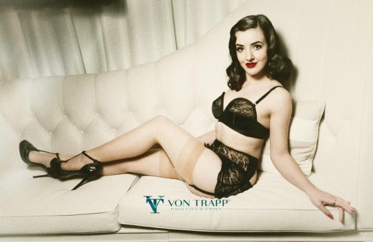 PinUp Girl by Von Trapp Photography 2015 by VTphoto