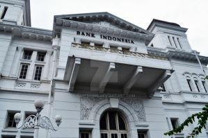 Bank Indonesia by raffdaime