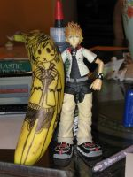 Roxas has a new friend... by nyappystar