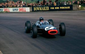 Graham Hill (Great Britain 1965) by F1-history