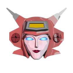 Transformers G1 Elita One Blender model WIP by AndyDatRaginPurro