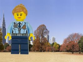 LEGO City Undercover: Giantess Edition by doctorwhooves253