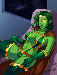 Gamora by Otakatt