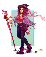 Witchsona by chainSMA