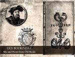 Old Booky Goodness Part 1 by remittancegirl